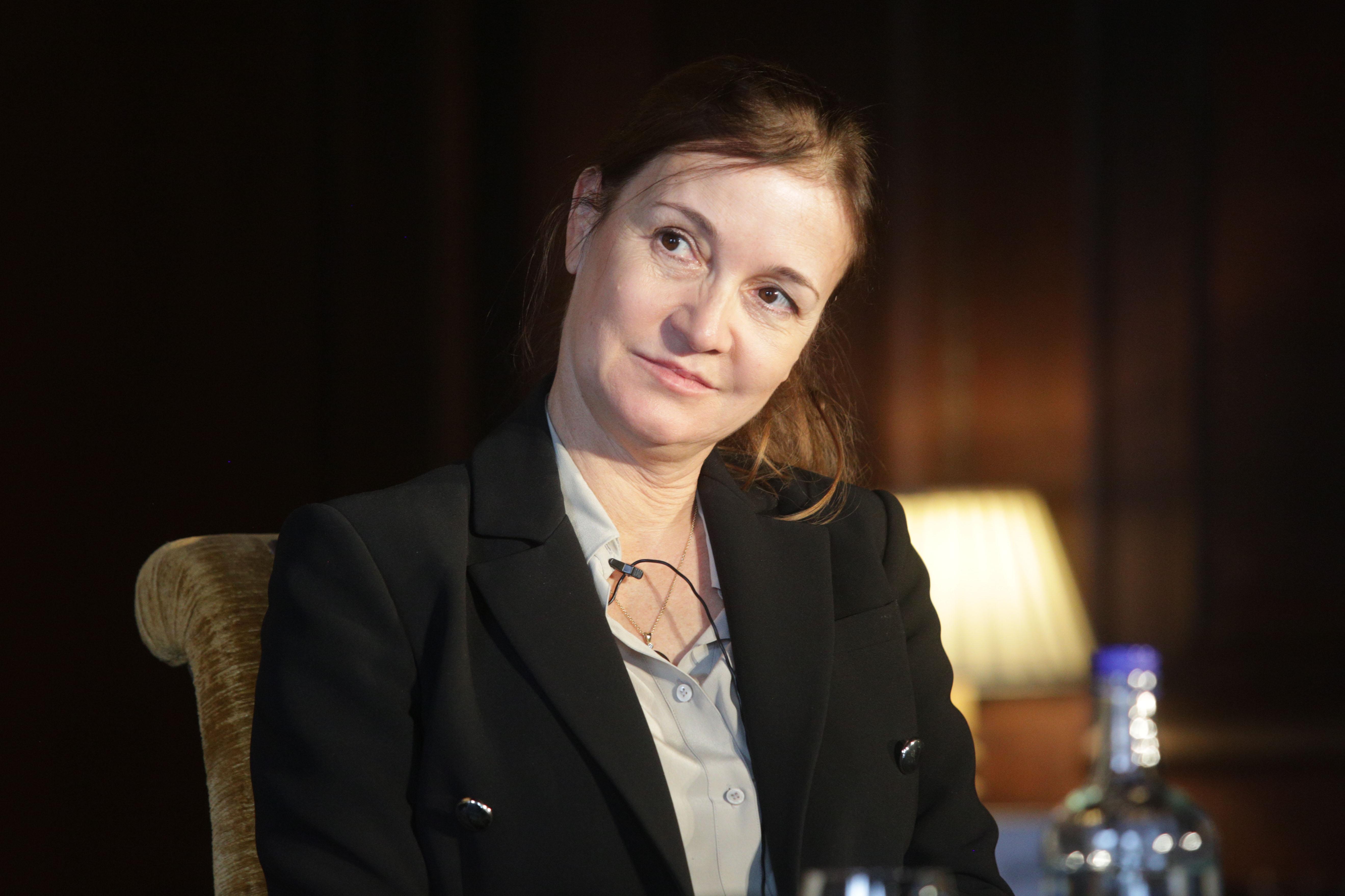 Catherine Ostler at Cliveden Literary Festival