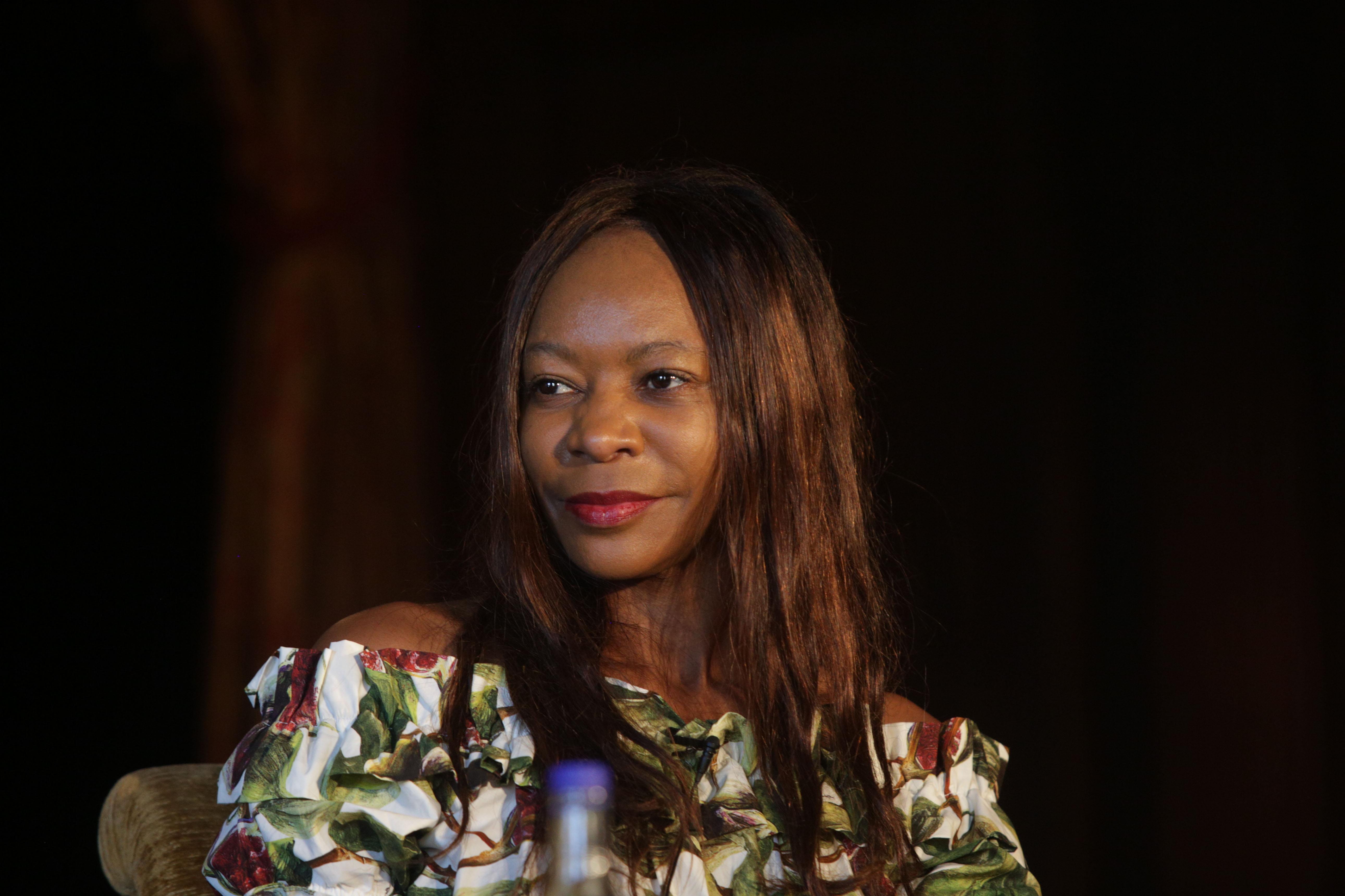Dambisa Moyo at Cliveden Literary Festival
