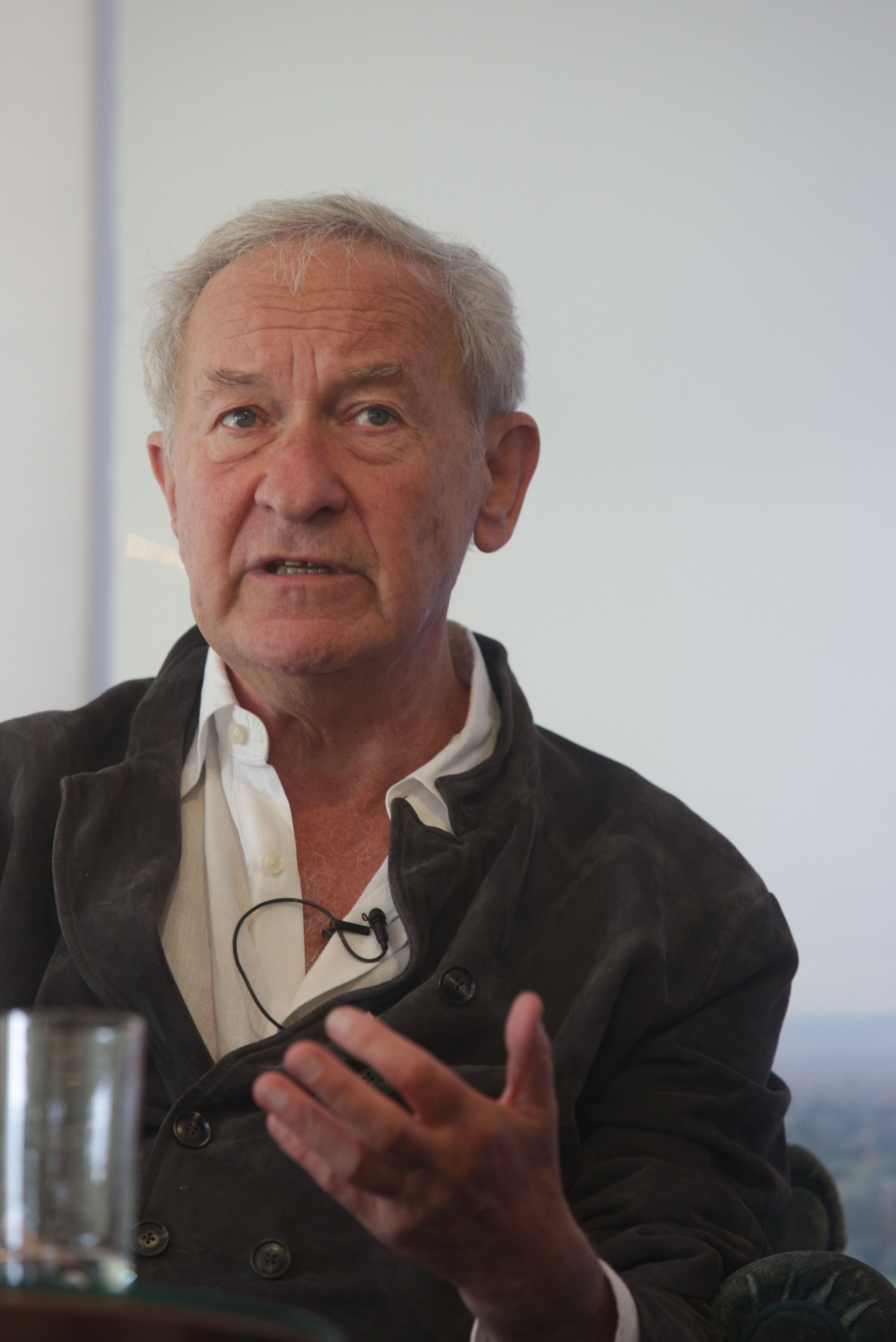 Sir Simon Schama on The Arts Club Stage at Cliveden Literary Festival