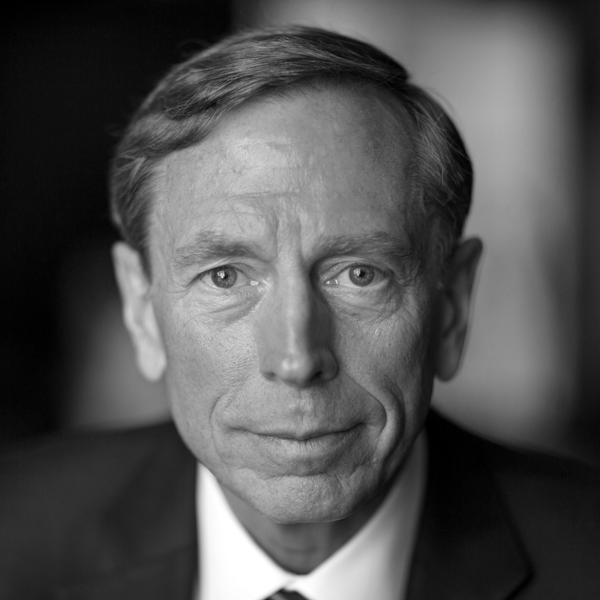 David Petraeus – Cliveden Literary Festival