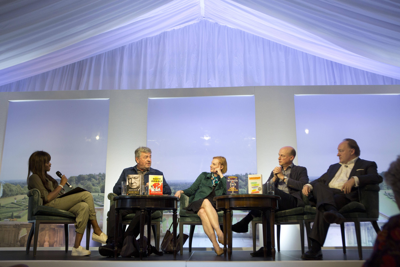 © Cliveden Literary Festival